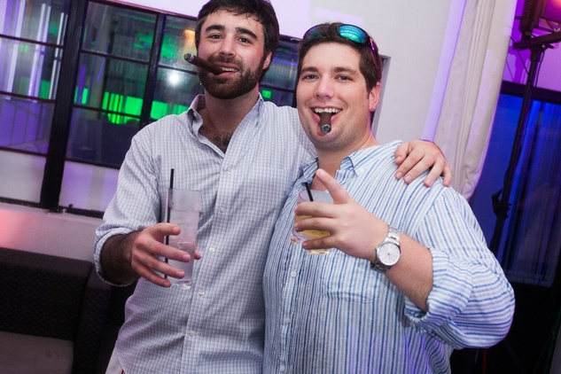 News, Shelby, Night in Havana, August 2015, cigar guys