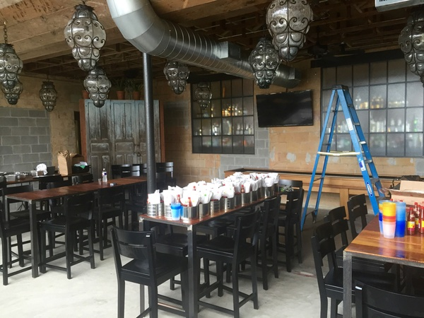 first look coastal mexican cantina set to replace landmark gay bar culturemap houston. Black Bedroom Furniture Sets. Home Design Ideas