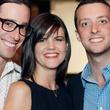 Matt Gilley, Nerissa Helpenstill, Dustin Holcomb, LBD Competition