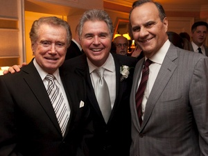 News_Tyrell wedding_Regis Philbin_Steve Tyrell