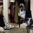 By George Tibi Sea of Shoes in Austin