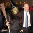 9 Linda Pham as The Wicked Witch and David Stein at the Seven Acres Gala February 2014