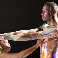 002, Urban Souls Dance Company, Canvas and Choreography, fundraiser, January 2013, Barbara Olajide, Leonard Price