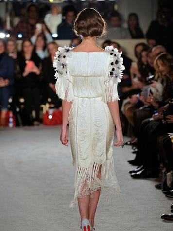 Clifford New York Fashion Week fall 2015 Marchesa March 2015 48