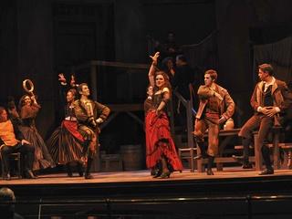 The 2017 Fort Worth Opera Festival presents Carmen