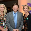 Gina Wentz, from left, H.D. Chambers and Gina Tomas at the Children at Risk luncheon October 2014