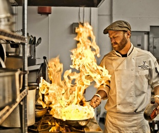 Chef David Anthony Temple (DAT) of Dallas