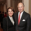 Elizabeth and Peter Wareing at the Houston Hospice dinner October 2013