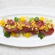 Pappasito's tuna ceviche