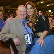 16 Paul and Kristina Sommerville at the Cattle Barons Ball April 2014.