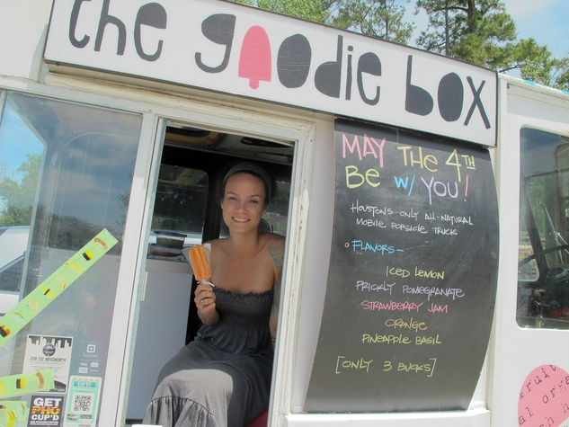 Ruthie where to eat right now May 2013 The Goodie Box food truck