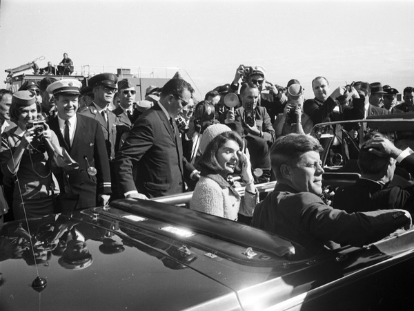 a view on the assassination of john kennedy Trump releases some documents related to kennedy's assassination, but not all, as he deems some information as a threat to national security.