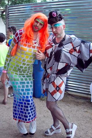 Queer Bomb Pegzzilla and Produzentin from Toronto.