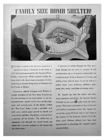 On the Market 5102 Jackwood St. bomb shelter ad