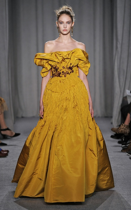 Marchesa look 34 fall 2014 collection