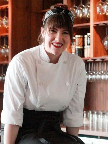 Victoria Dearmond pastry chef