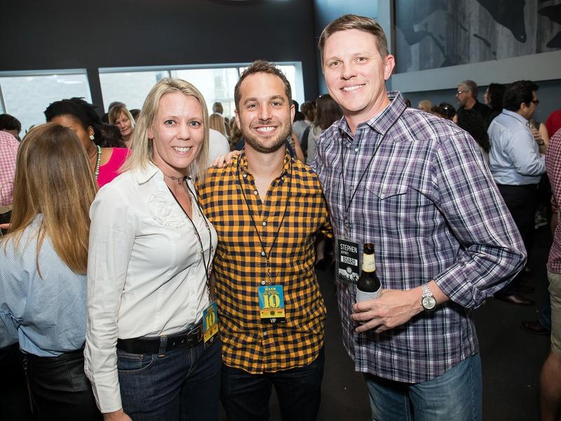 HAAM Corporate Battle of the Bands 2017 Anna Tallent Alex Rohach Stephen Jeffrey