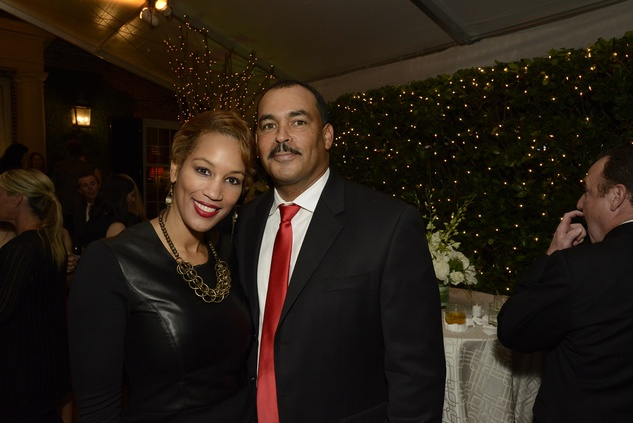 10 Rachel andDrew Fucci at Texas Children's Ambassadors wraps up #GivingTuesday week December 2014