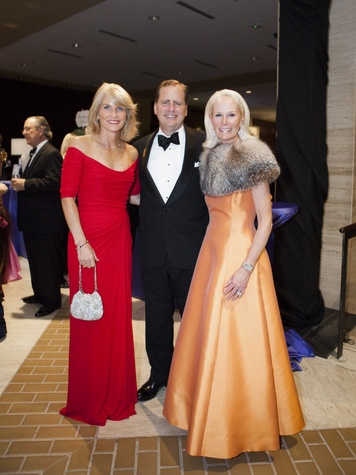 Suzanne Anderson, Lars Anderson, Dee Dee Lee, Crystal Charity Ball 2014