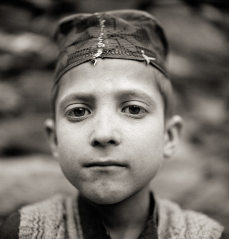 Homelands and Histories: Photographs by Fazal Sheikh-Afghan Boy Born in Exile