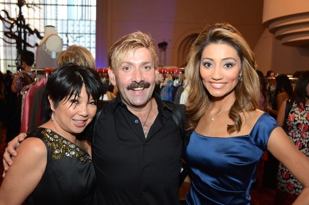 News, Shelby, Renew & Redux, August 2014, Tina Zulu, Juan Carlos (Montrose Rollerblader) Rita Garcia