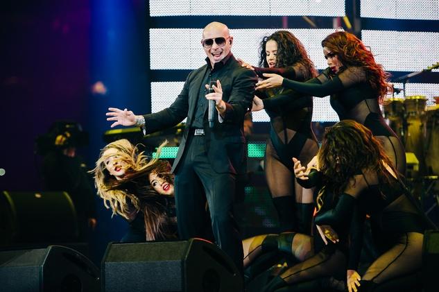 Pitbull women