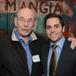 18 Bill Morgan, left, and Marc Eichenbaum at the Holocaust Museum Houston's Next Generation Young Professionals kickoff party November 2013