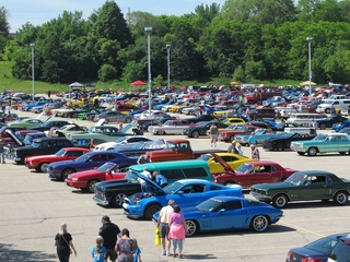 22nd Annual Hot Rod Power Tour