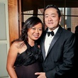 Miya Shay and Gene Wu at Bering Omega's Sing for Hope