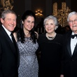 91 Rick and Debbie Kaplan, from left, and Joan and Marvin Kaplan at the Jewish Community Center Children's Scholarship Ball March 2015