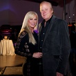 Theresa Roemer and Lamar Roemer at Fashion Woodlands preview party