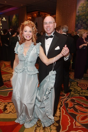Winter Ball, January 2013, Cindi Rose, Dr. Franklin Rose