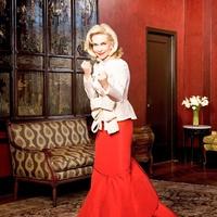 News_Shelby Column_020910_Lynn Wyatt_Red Dress_Harper's Bazaar