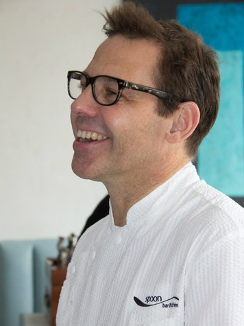 John Tesar of Spoon restaurant in Dallas
