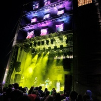 Doritos stage at SXSW in Austin