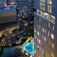 The Arts Residences at the Thompson Hotel