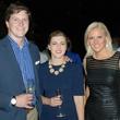 John Wallach, Sarah Wallach, Mary Elizabeth Russell, LPJC Yacht Party