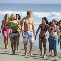 The Bachelor, Sean Lowe, beach