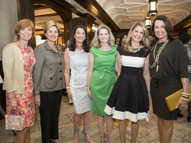 Beth Thoele, Carmyn Neely, Leslie Diers, Kristina Whitcomb, Karen Kline, Pam Perella
