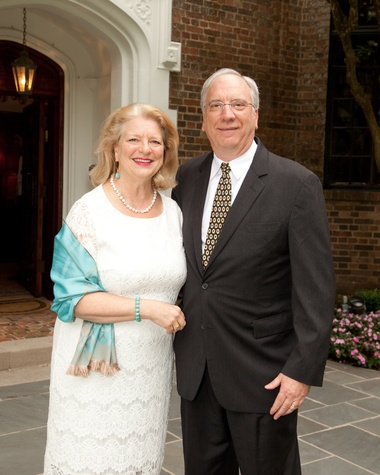 Houston, Junior League Legacy Salute, May 2015, Elizabeth and Gregory Hickman
