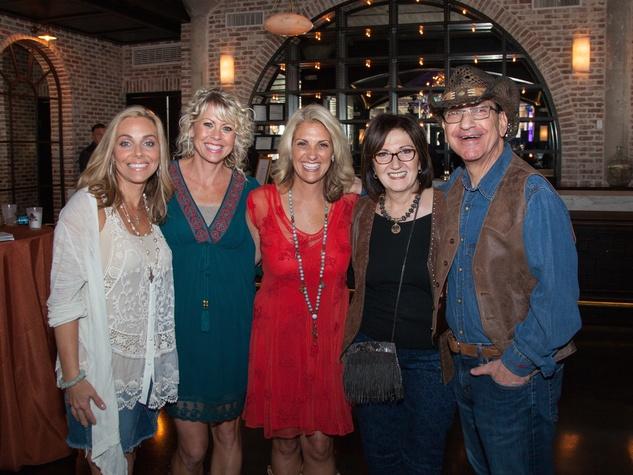 TIRR party, 9/16, Heather Gunn, Kristin Abello, Mr. and Mrs. Nansen Saleri