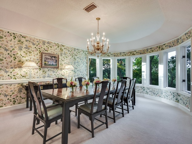 5 Muir Lane Austin house for sale dining room