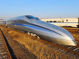 train, high-speed rail, bullet train