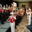 23 Waltrip High School Ram Band at the Crime Stoppers Gala November 2014
