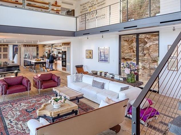 Austin cliff home interior Houzz