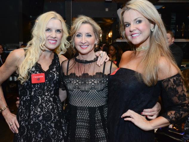 Heidi Meier, Chrystie Trimmell, Megan Blessing