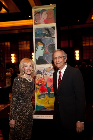 Habitat for Humanity Gala, November 2012, Diane Gendel, Harry Gendel