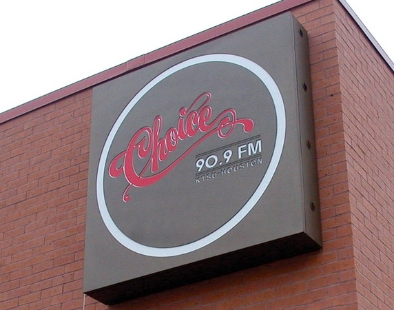 Texas State University, Choice radio, 90.9 FM, January 2013