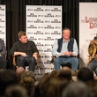 Robert Duvall, Ricky Schroder, Chris Cooper, and Danny Glover at Lonesome Dove Reunion