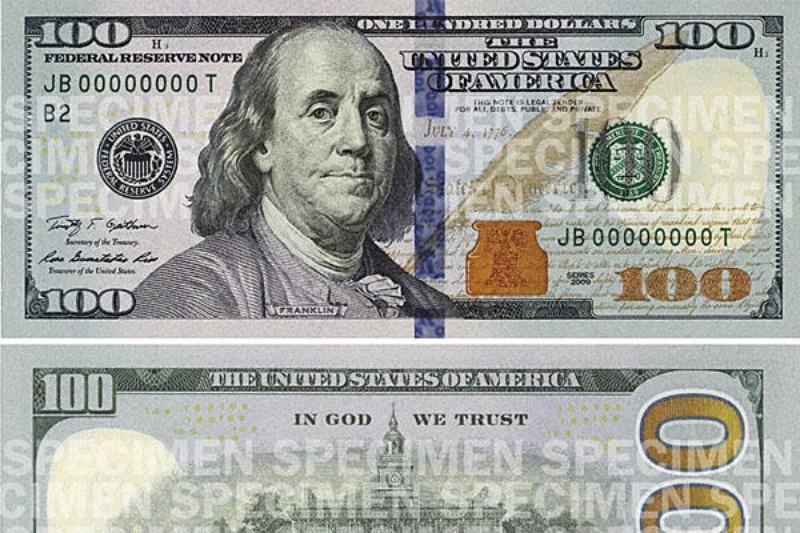 как отличить новые 100 долларов от подделки фуфайка techwool 190